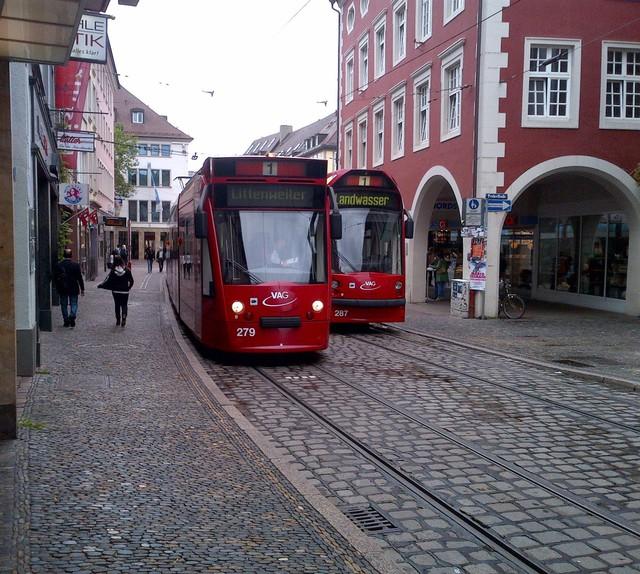 Freiburg: thành phố xanh đẹp như cổ tích - Ảnh 11.