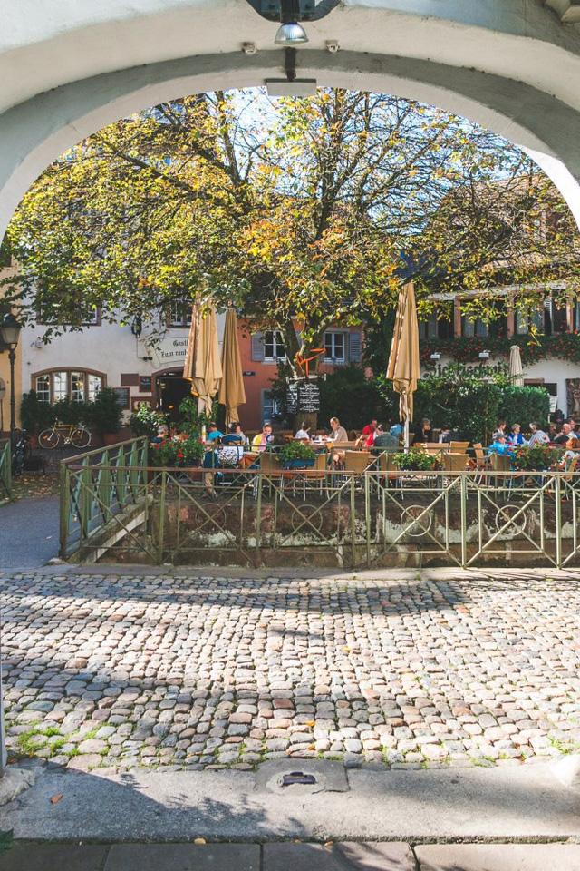 Freiburg: thành phố xanh đẹp như cổ tích - Ảnh 13.