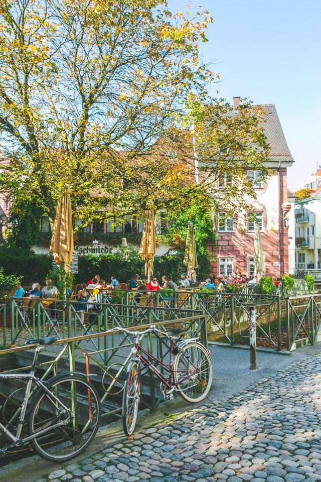 Freiburg: thành phố xanh đẹp như cổ tích - Ảnh 14.