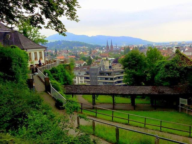 Freiburg: thành phố xanh đẹp như cổ tích - Ảnh 3.