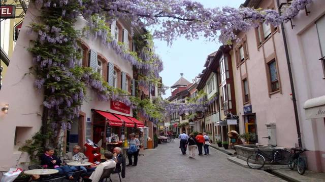 Freiburg: thành phố xanh đẹp như cổ tích - Ảnh 5.