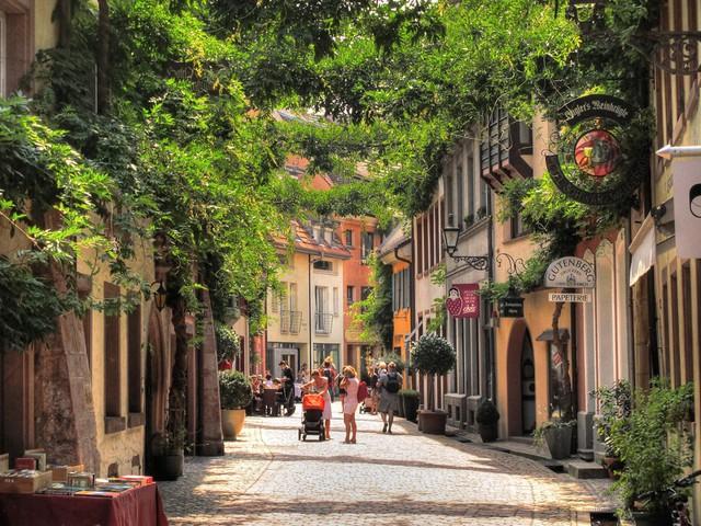 Freiburg: thành phố xanh đẹp như cổ tích - Ảnh 6.