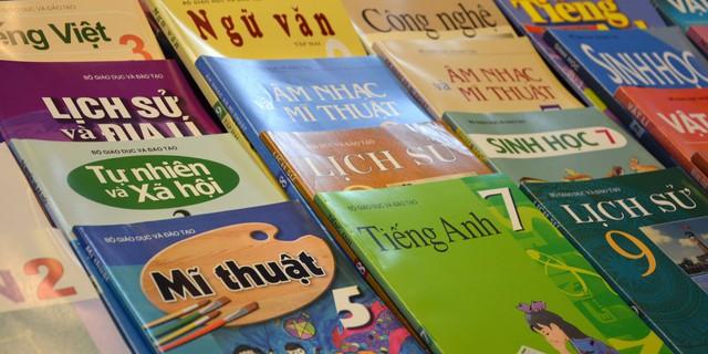 Đồ dùng học tập cho năm học mới: hàng Việt chiếm ưu thế - Ảnh 1.