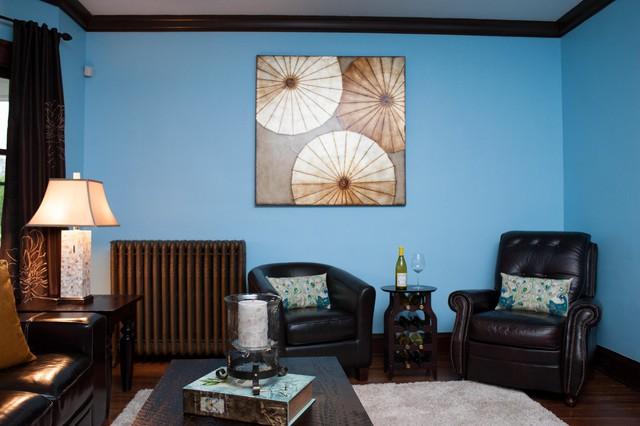 Những tông màu ăn ý với nhau trong nội thất - Ảnh 2.