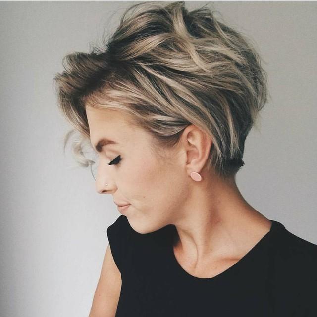 8 ưu điểm của tóc ngắn - Ảnh 1.