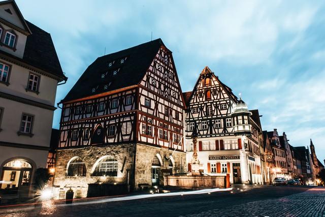Rothenburg: thị trấn lãng mạn nhất nước Đức - Ảnh 10.