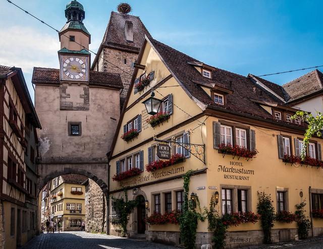 Rothenburg: thị trấn lãng mạn nhất nước Đức - Ảnh 11.