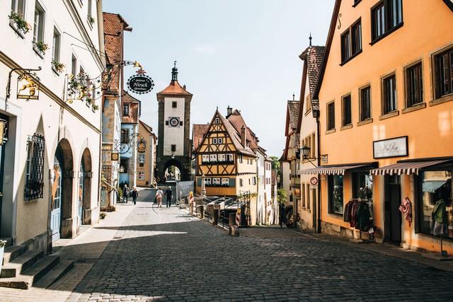 Rothenburg: thị trấn lãng mạn nhất nước Đức - Ảnh 3.