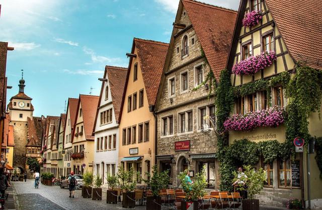 Rothenburg: thị trấn lãng mạn nhất nước Đức - Ảnh 5.