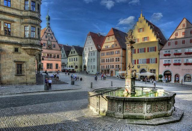 Rothenburg: thị trấn lãng mạn nhất nước Đức - Ảnh 9.