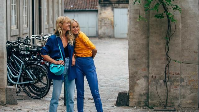 Trang phục street style tại Tuần lễ thời trang Copenhagen 2020 - Ảnh 2.
