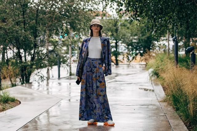 Trang phục street style tại Tuần lễ thời trang Copenhagen 2020 - Ảnh 20.