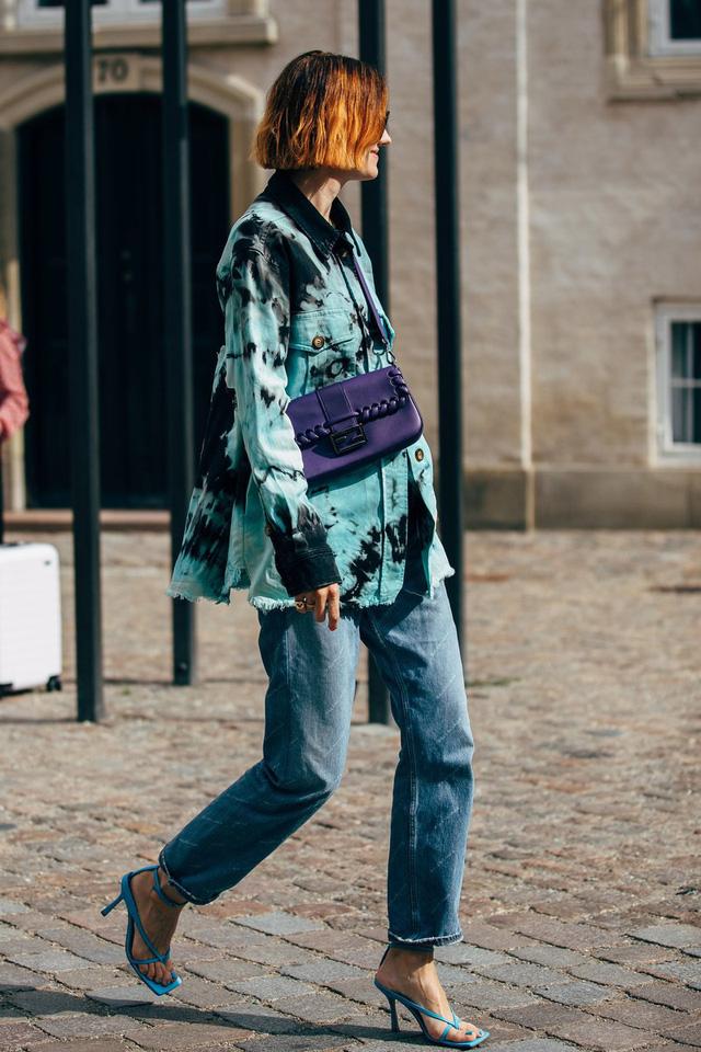 Trang phục street style tại Tuần lễ thời trang Copenhagen 2020 - Ảnh 3.