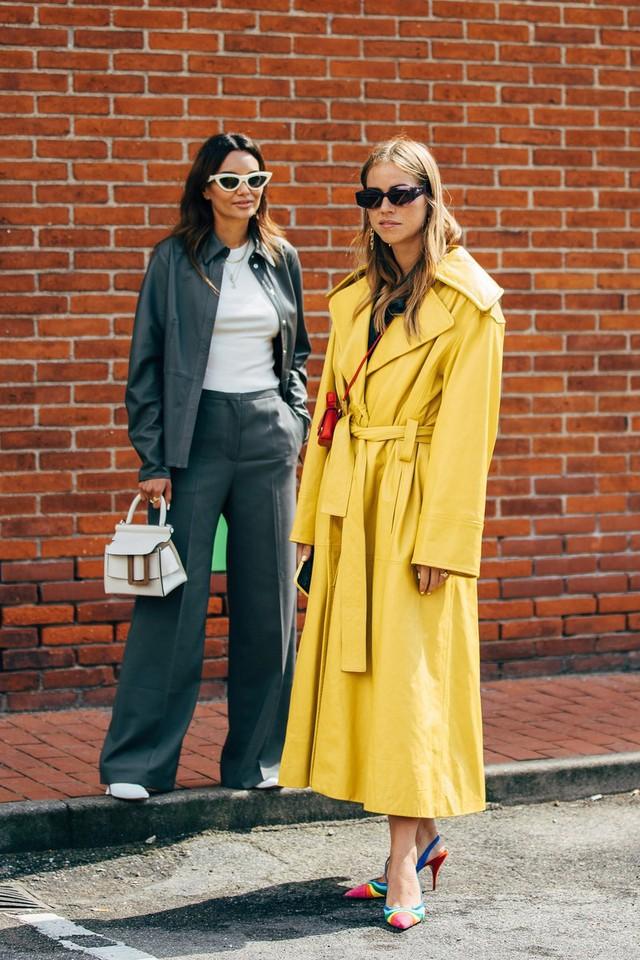 Trang phục street style tại Tuần lễ thời trang Copenhagen 2020 - Ảnh 8.