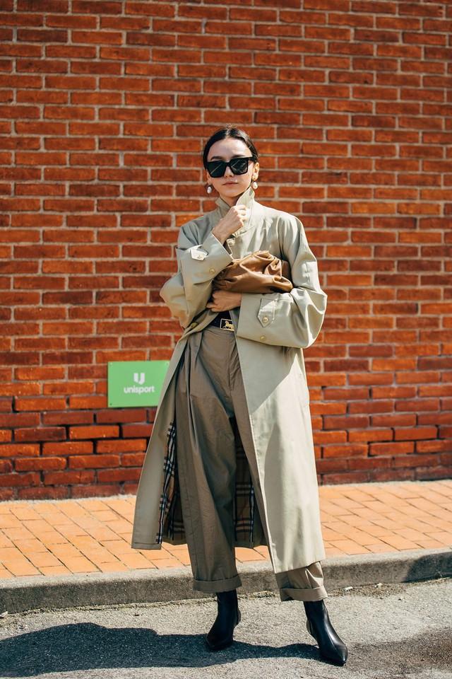 Trang phục street style tại Tuần lễ thời trang Copenhagen 2020 - Ảnh 9.