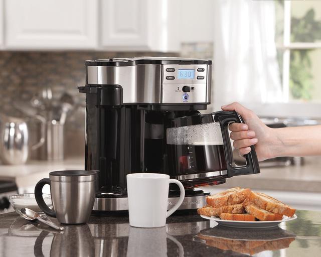 Có nên sắm máy pha cà phê cho gia đình? - Ảnh 1.