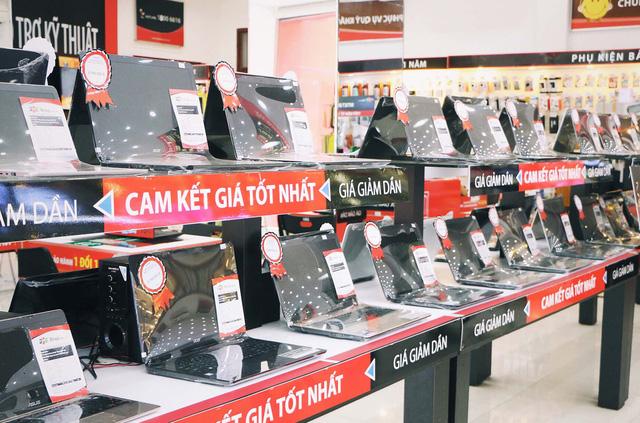 Thị trường laptop cho sinh viên vào mùa nhộn nhịp - Ảnh 1.