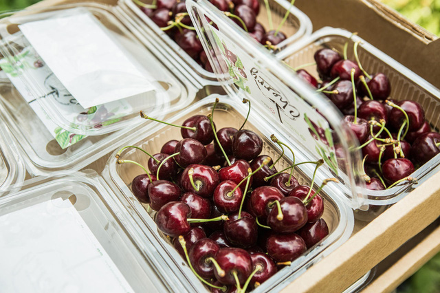 Người tiêu dùng dễ nhầm lẫn cherry Mỹ và Trung Quốc - Ảnh 2.