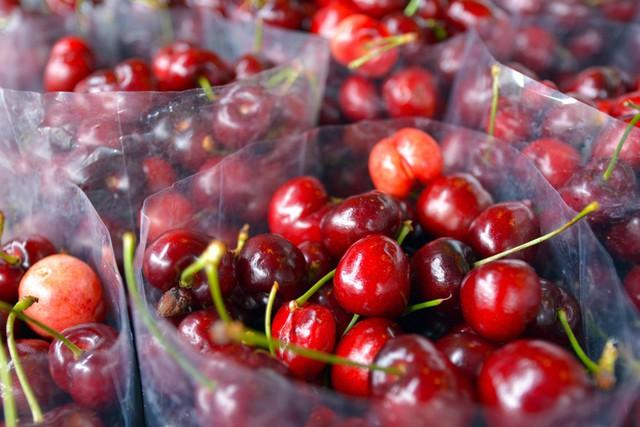 Người tiêu dùng dễ nhầm lẫn cherry Mỹ và Trung Quốc - Ảnh 3.