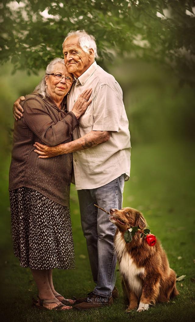 Sujata Setia: nhiếp ảnh gia chuyên chụp chuyện tình ông bà anh - Ảnh 5.