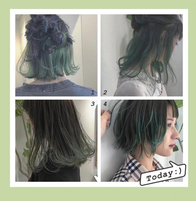 5 màu tóc nhuộm sẽ hot mùa thu đông này - Ảnh 3.