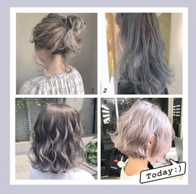 5 màu tóc nhuộm sẽ hot mùa thu đông này - Ảnh 5.