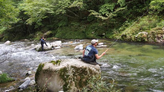Mùa thu đi Nhật ăn cá đắng - Ảnh 1.