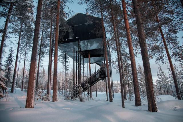 Khách sạn chỉ có 6 phòng nhưng độc đáo nhất Thụy Điển - Ảnh 1.