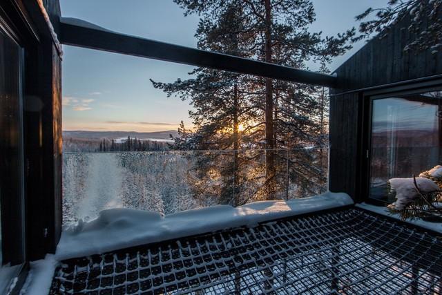 Khách sạn chỉ có 6 phòng nhưng độc đáo nhất Thụy Điển - Ảnh 4.
