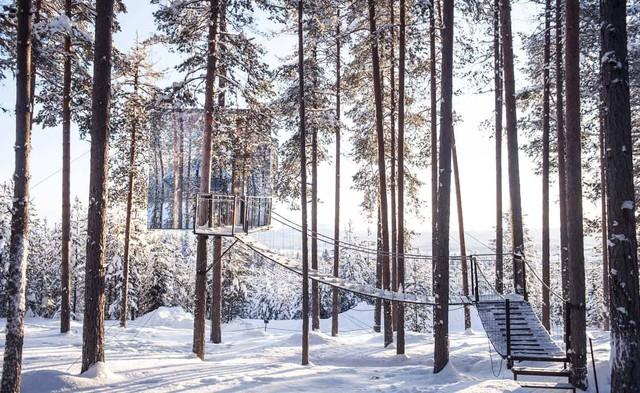 Khách sạn chỉ có 6 phòng nhưng độc đáo nhất Thụy Điển - Ảnh 2.