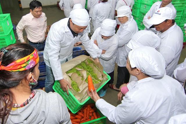 Nông sản Việt tiến vào thị trường Singapore - Ảnh 2.