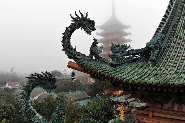 Ngôi chùa mang phong cách Nhật Bản giữa phố núi Gia Lai - Ảnh 7.