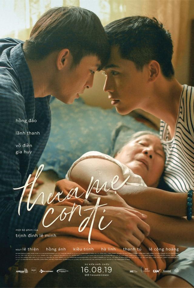 Ra rạp tháng 8: có tới 5 phim điện ảnh Việt - Ảnh 1.