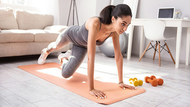 6 cách tập luyện để giảm cân - Ảnh 1.