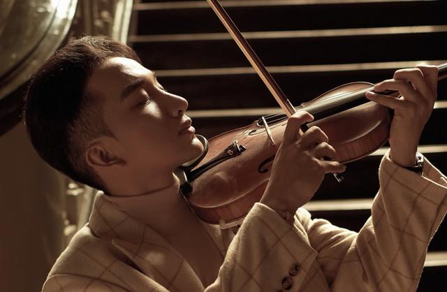 """Ra mắt album """"Trò chuyện"""" của violinist Hoàng Rob - Ảnh 1."""