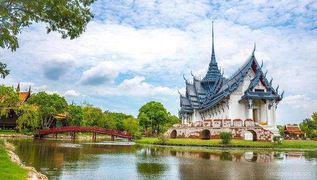 Muang Boran: thành phố cổ xưa giữa Bangkok - Ảnh 13.