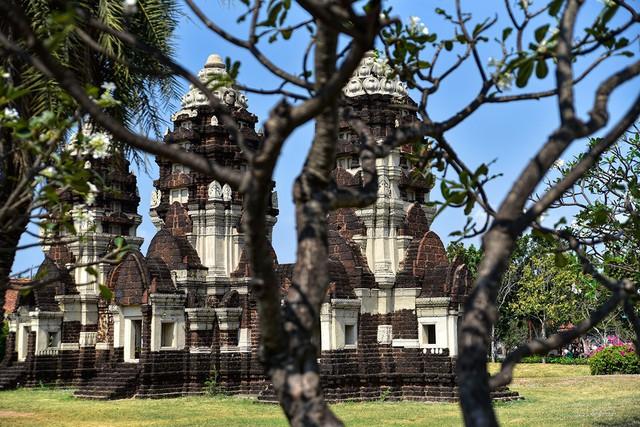 Muang Boran: thành phố cổ xưa giữa Bangkok - Ảnh 9.