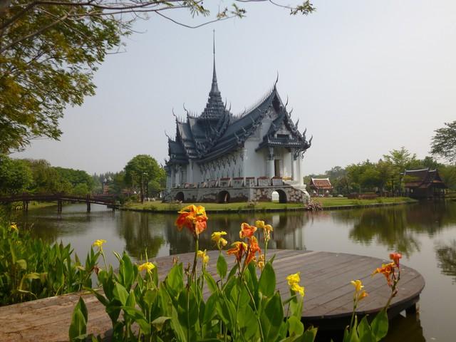 Muang Boran: thành phố cổ xưa giữa Bangkok - Ảnh 16.