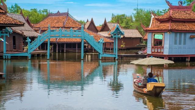 Muang Boran: thành phố cổ xưa giữa Bangkok - Ảnh 15.