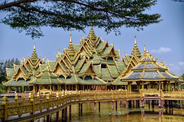 Muang Boran: thành phố cổ xưa giữa Bangkok - Ảnh 6.