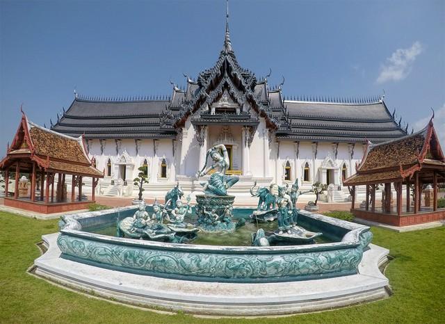 Muang Boran: thành phố cổ xưa giữa Bangkok - Ảnh 7.
