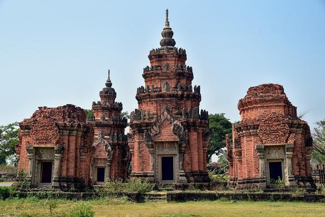 Muang Boran: thành phố cổ xưa giữa Bangkok - Ảnh 12.