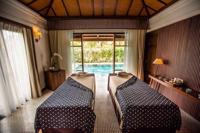Những khu nghỉ dưỡng hút khách nhờ dịch vụ spa - Ảnh 8.