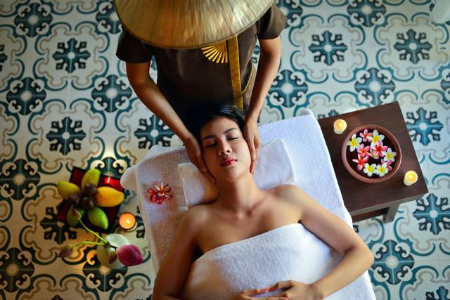 Những khu nghỉ dưỡng hút khách nhờ dịch vụ spa - Ảnh 7.