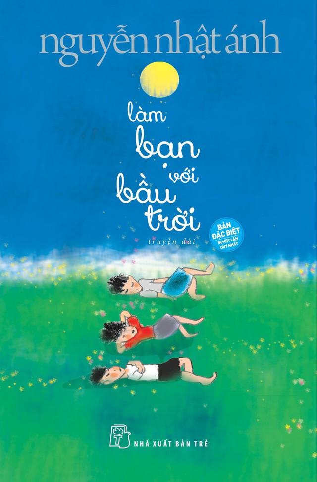 Nguyễn Nhật Anh lại có tác phẩm mới dành cho thanh thiếu niên - Ảnh 1.