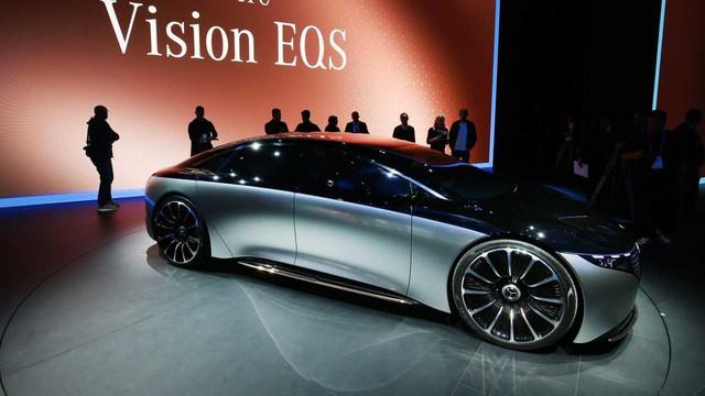 Nhiều mẫu ô tô điện xuất hiện tại IAA Frankfurt 2019 - Ảnh 1.