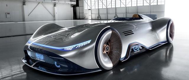 Nhiều mẫu ô tô điện xuất hiện tại IAA Frankfurt 2019 - Ảnh 2.