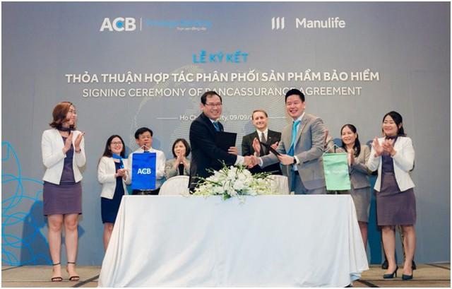 Manulife và ACB hỗ trợ nhau cùng phát triển - Ảnh 2.