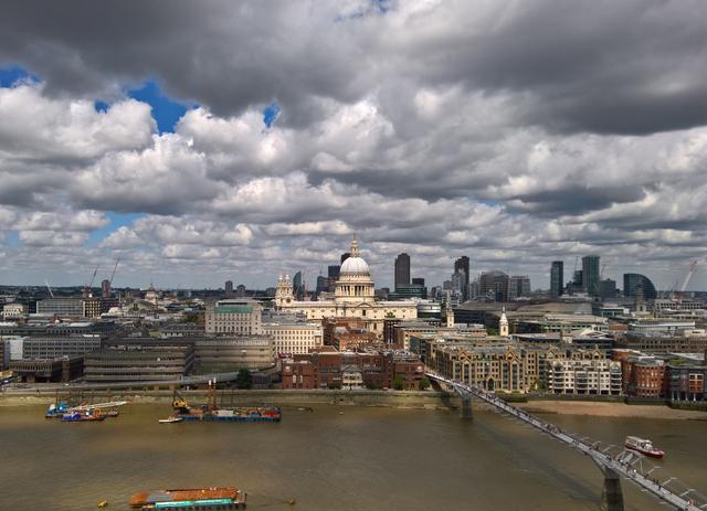 Ngắm London từ hai bờ sông Thames - Ảnh 8.