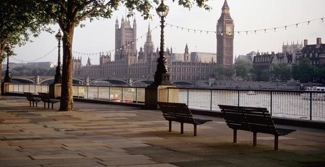 Ngắm London từ hai bờ sông Thames - Ảnh 2.